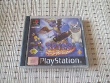 Spyro YEAR OF THE DRAGON PER PLAYSTATION 1 ps1 PSONE PSX * OVP *