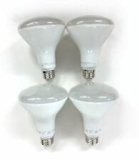 4 PK BR30 LED Recess Light Bulb 11W (65W) 550 LUMEN 4000K Cool White Dimmable
