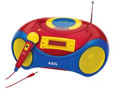 AEG SR 4363 CD Stereoradio mit CD
