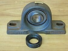 "FAFNIR LSAO 1-3/16 PILLOW BLOCK BEARING GN103KLLB 1-3/16"" BORE w/COLLAR"