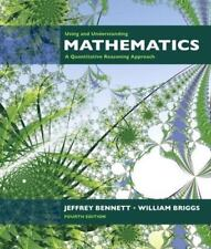 Pearson Custom Mathematics: Using and Understanding Mathematics : A Quantitative