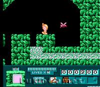 Digger T. Rock - Fun NES Nintendo Game