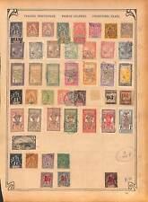 [702064] B/TB||O/Used || - France (colonies)  - Colonie Française, Arts, Portrai