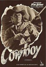IFB 4353 | COWBOY | Glenn Ford, Jack Lemmon, Anna Kashfi, Dick York | Top
