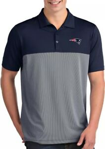 New England Patriots Men's Antigua Embroidered Polo - NWT - FREE SHIPPING!
