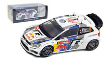 Spark S3359 Volkswagen Polo WRC Monte Carlo 2013 - S Ogier World Champion 1/43