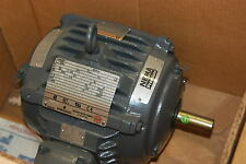 US Motor, BG55, CAT# A1P2C, 1Hp, 60Hz, 460V, 3Ph, 1775RPM, Frame 182, F, NEW