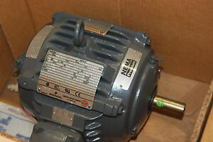 US Motor, BG55, CAT# A1P2C, 1Hp, 60Hz, 460V, 3Ph, 1775RPM, Frame 182, F, NEW