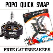 Lumenier POPO® Quick Swap MX2206-9 2450KV Motor For FPV Quadcopter Drone Racing