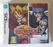 Beyblade Metal Fusion Cyber Pegasus - Nintendo DS - Complet