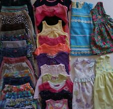 Girls Size 2T / 24 Months Summer Clothes Lot of 33 Items L1-19