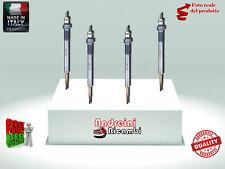 KIT 4 CANDELETTE KIA SPORTAGE 1.7 CRDI 85KW 116CV DAL 2011 -> DP68