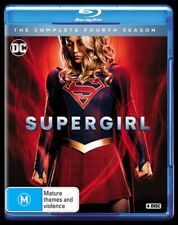 Supergirl - Season 4 : NEW Blu-Ray
