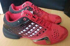 Adidas Glove CC7 UK 10 Gr. 44,5 Hallenschuh Handball Herren rot schwarz Neu