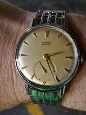 Men's vintage,1948 Tissot~caliber 27^15jewels**Beautiful,manual wind☆☆☆