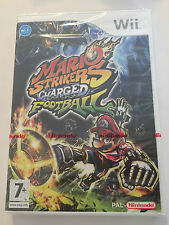 Mario Strikers Charged Football Wii (New & Sealed)