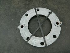 """New listing 6"""" Victaulic 741 Flange Adapter With Gasket Galvanized"""