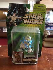 STAR Wars: l'attacco dei cloni anteprima Figura: R3-T7