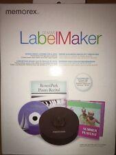 Memorex CD DVD Label Maker Kit 98977