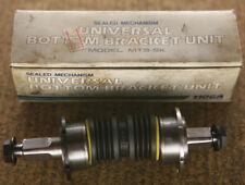 Retro Kult Nos Nib New Tioga Mtb-Sk Universal bottom bracket Bsc / 130mm Triple