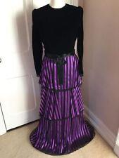 Velvet Plus Size Vintage Dresses for Women