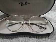 Ray Ban RB 6414 2501 Eyeglass  frames Silver 53 18 140 New