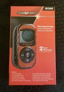 Snap On BK3000 Video Inspection Scope