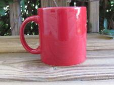 Waechtersbach~Red~Coffee Mug~Germany