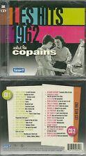 SALUT LES COPAINS 1962 ( 2 CD ) LENY ESCUDERO JOHNNY LES CHAUSSETTES NOIRES NEUF