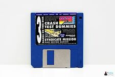 "Commodore Amiga Power 3,5"" juego de Crash Test Dummies, Syndicate Mission (38)"
