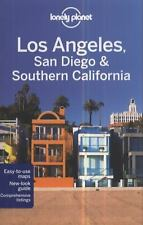 Lonely Planet Los Angeles, San Diego & Southern California (Travel-ExLibrary