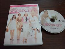 SEX AND THE CITY: The Movie (DVD/WS)~SARAH JESSICA PARKER~KIM CATTRALL~Nudity