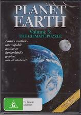 PLANET EARTH - VOLUME 3 - THE CLIMATE PUZZLE - DVD - NEW -