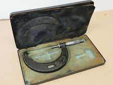 Moore & Wright No. 966M 75 - 100mm External Outside Micrometer ME3012