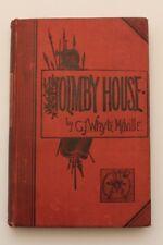 Holmby House - G.J.Whyte Melville - 1893 -  Longmans Green & Co London - AC