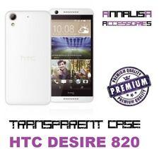 COVER TRASPARENTE HTC DESIRE 820 CUSTODIA PROTEZIONE TPU TRANSPARENT SLIM CASE
