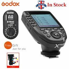 UK stock Godox XPro-C 2.4G Wireless Flash Trigger+XTR-16 Reveiver Set For Canon