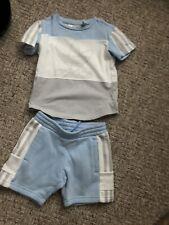 Boys Adidas Shorts Set Age 3/4