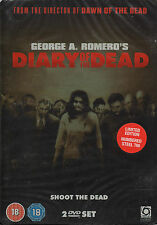 Diary Of The Dead - Limited Edition Steelbook -