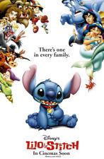 "Lilo & Stitch (11"" x 17"") Movie Collector's Poster Print ( T3 )  - B2G1F"