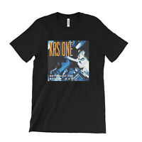 KRS-One Return Of The Boom Bap T-Shirt - BDP KRS One Hip Hop NYC album art 90's