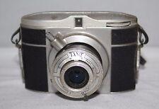 FERRANIA TANIT-c1955 ITALIANO 127 Film Camera-FUNZIONANTE