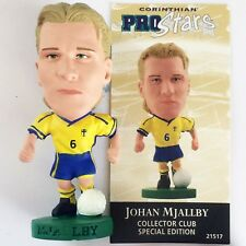 MJALLBY Sweden Home Corinthian ProStars Collector Club Special Loose/Card PRO894