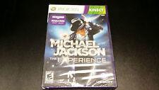 Michael Jackson: The Experience  (Xbox 360, 2011)