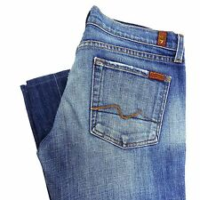 7 Seven For All Mankind Jeans 28 Women's Bootcut 30X29