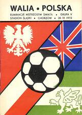 More details for polandv wales world cup qualifier 26 sep 1973
