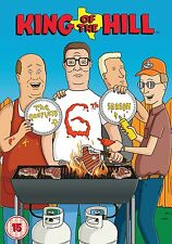 King Of The Hill: The Complete Season 6 - DVD NEW & SEALED (3 Discs) UK Edition!