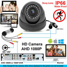 DOME CCTV CAMERA 2.4MP FULL HD 1080P OUTDOOR 4IN1 TVI AHD CVI CVBS NIGHT VISION