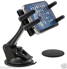 ARKON SM679 Slim-Grip Ultra Adapter Windshield Dashboard Car Smartphone Mount