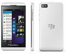 BlackBerry Z10 - 16Gb - White Stl100-3 (At&T/Gsm Unlocked) Smartphone